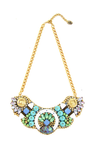 Stella Seafoam Necklace | Collar Stella Seafoam