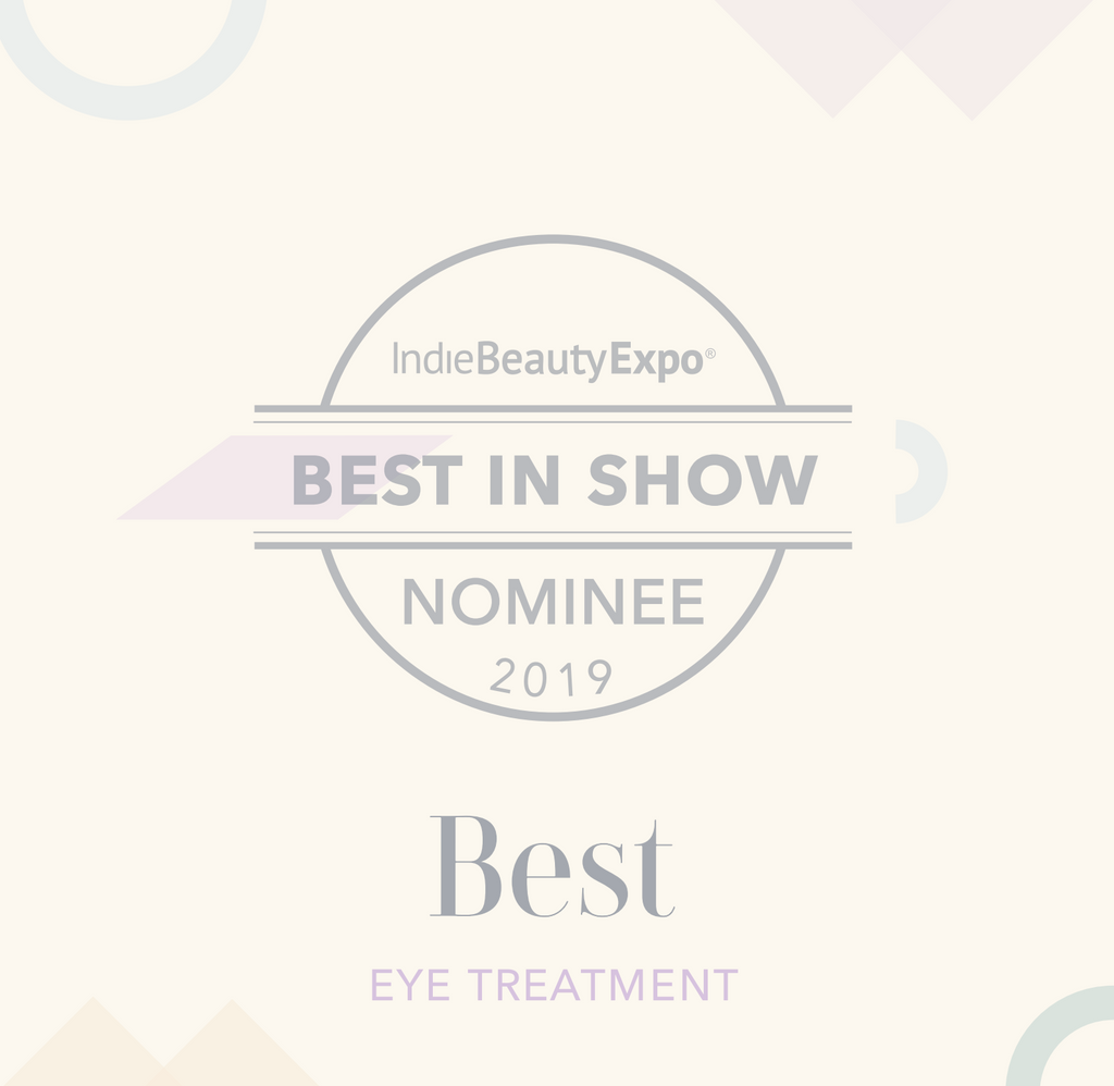 Best in Show Nominee Indie Beauty Expo 2019