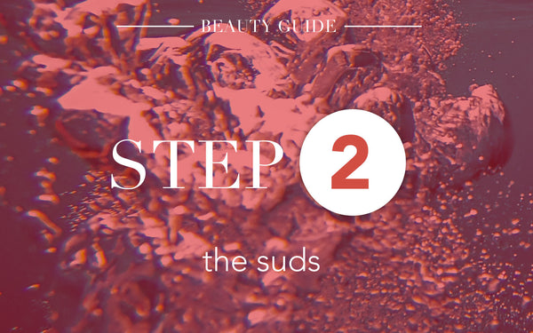 5 Steps To Clean Make Up Brushes-Step 2:The Suds