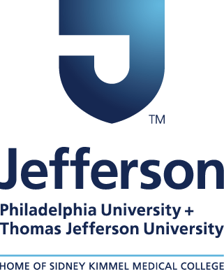 Jefferson Philladelphia University School Logo
