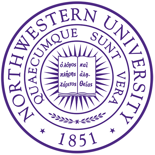 Northwester University School Emblem