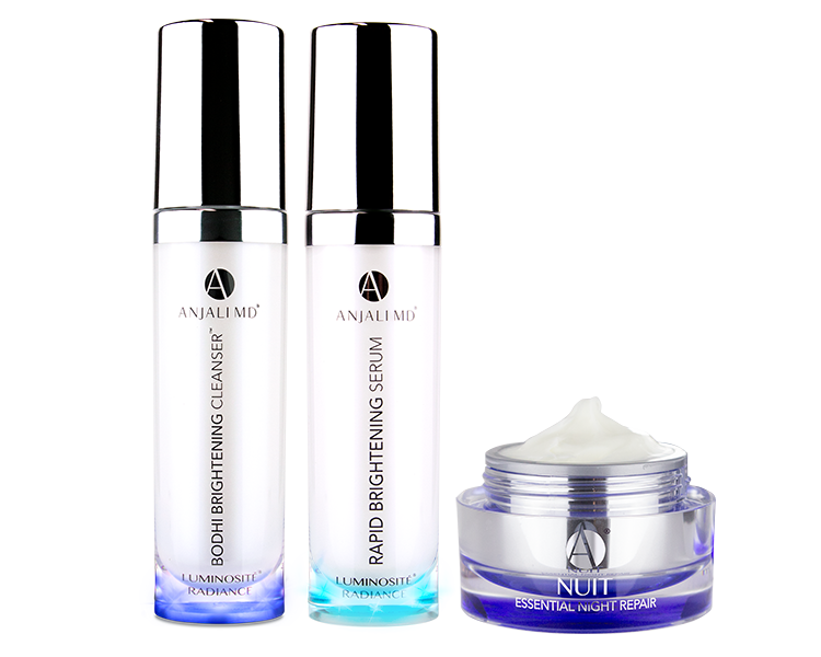 Night Bright Treatment System System - All 3 Products