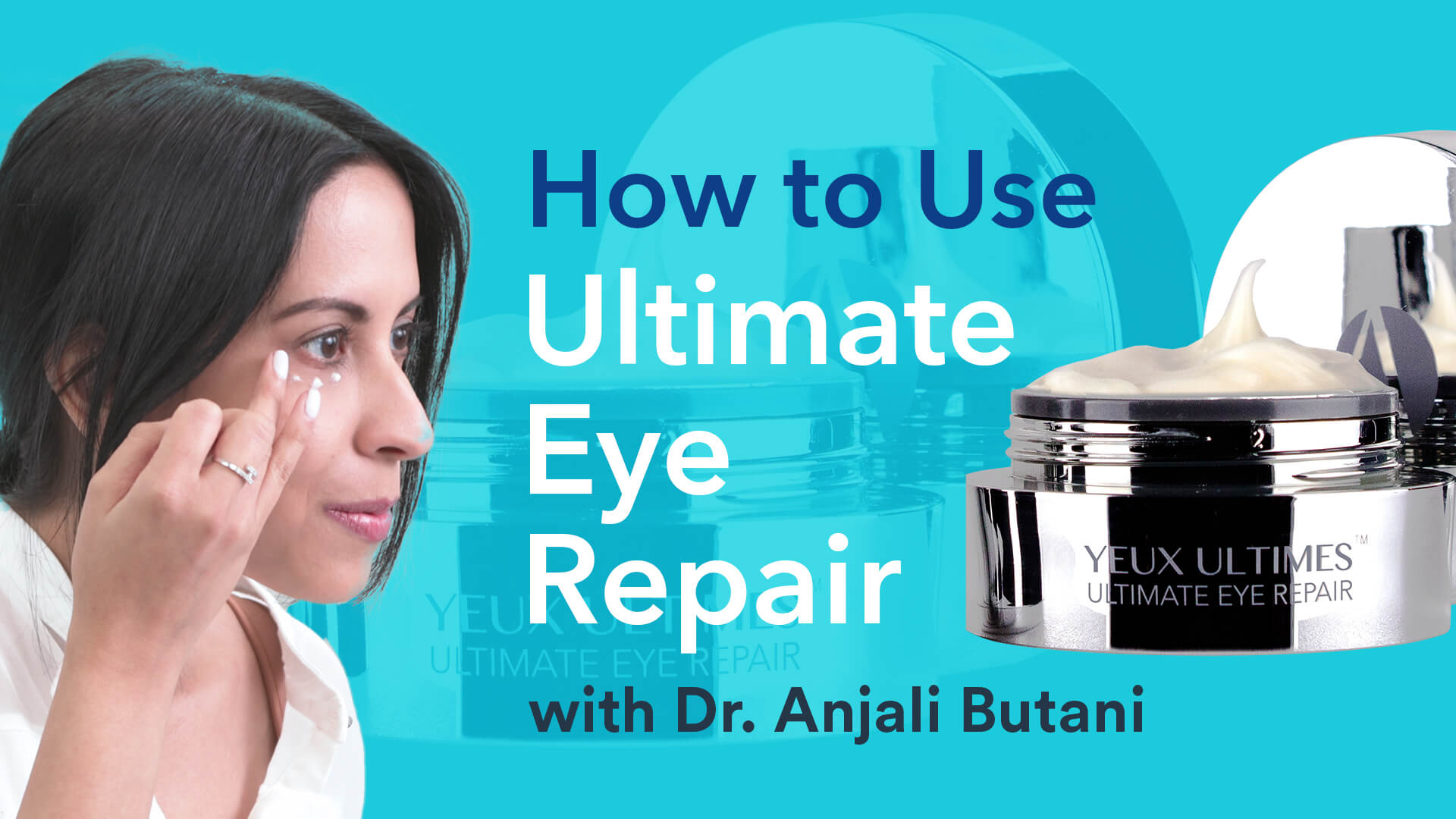 ULTIMATE EYE REPAIR How To Use Video