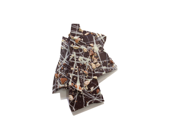 Belgian Chocolate Bark