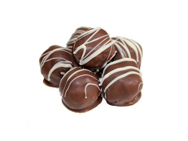 Delicious & Decadent Dark Brownie Truffle