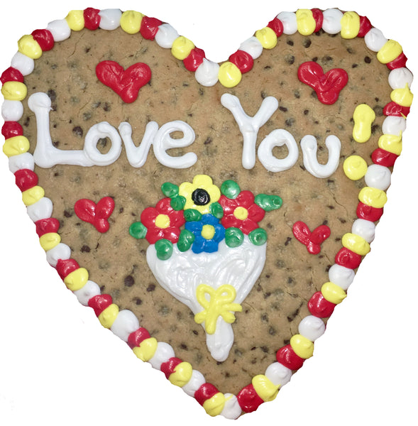 Sweet Heart GIANT COOKIE