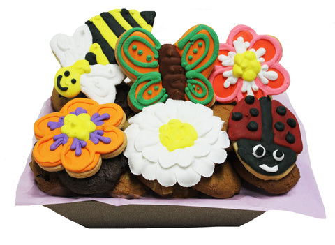 Spring Cookie Basket