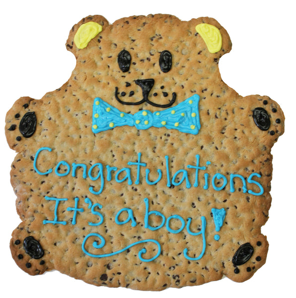 GIANT COOKIES (with your personal message & theme)