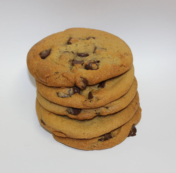 VEGAN - PLANT BASED Box of Chocolate Chip Cookies