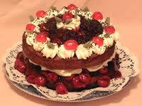 Black Forest Gateau