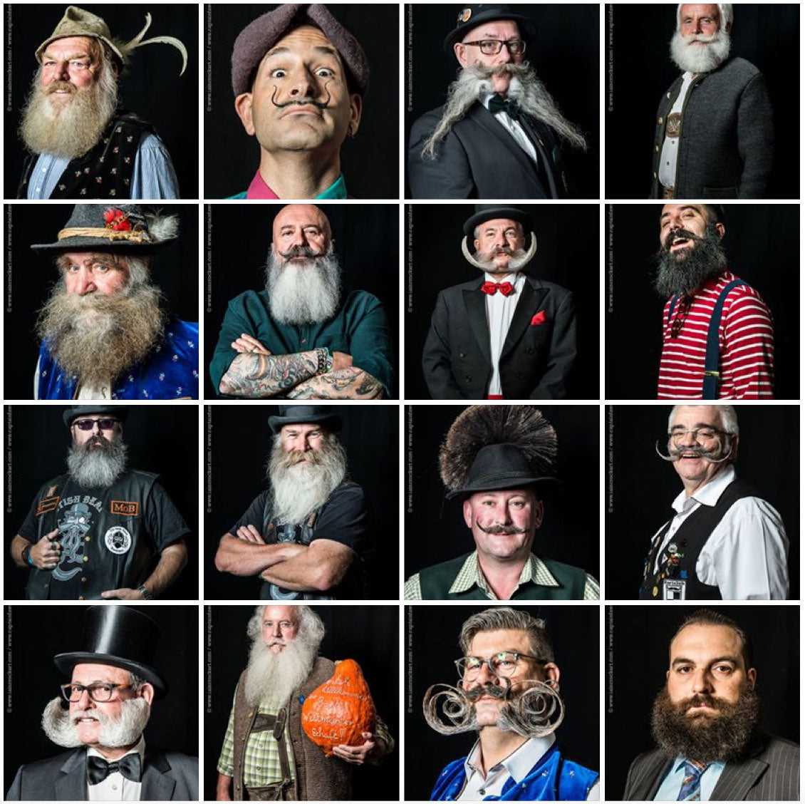 World Beard & Moustache Championships 2015
