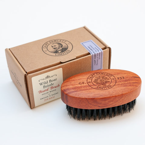 Wild Boar Bristle Beard Brush (CF.933)