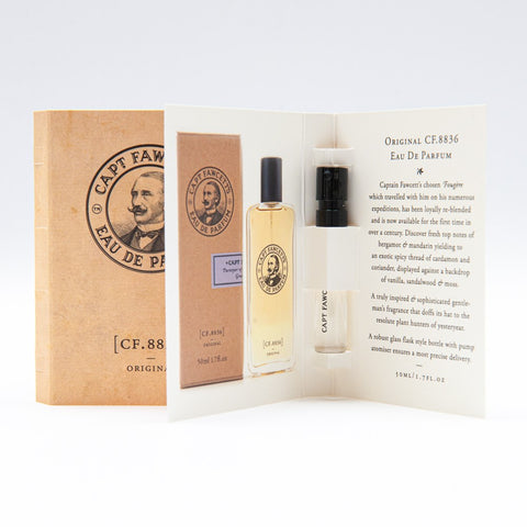 Eau de Parfum (CF.8836) Original 2ml Sample