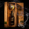 Ricki Hall Booze & Baccy Beard Oil & Moustache Wax Gift Set