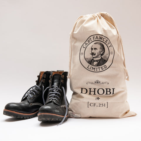 Captain Fawcett's Dhobi Bag