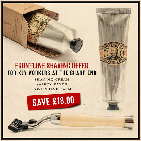 Frontline Shaving Offer