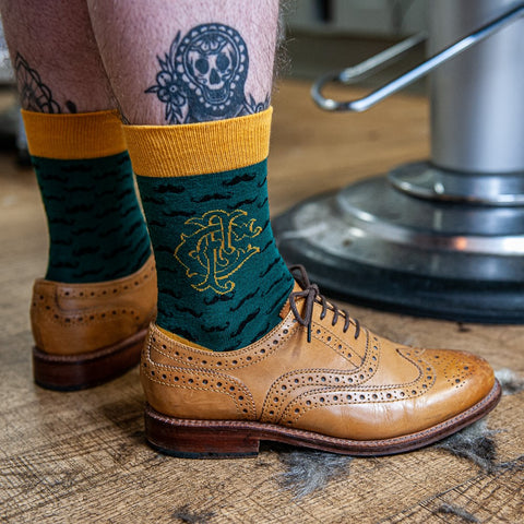 Captain Fawcett Bamboo Socks