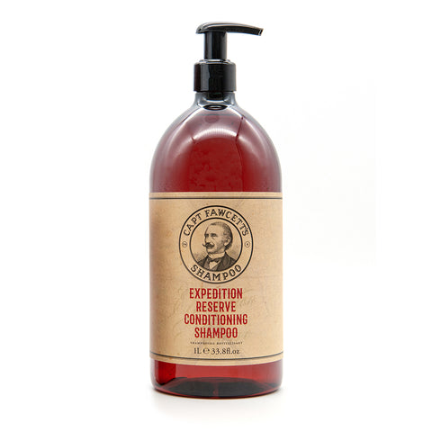 Captain Fawcett's Expedition Reserve shampoo 1L