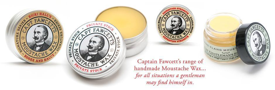 Captain Fawcett Limited Captain Fawcett Limited