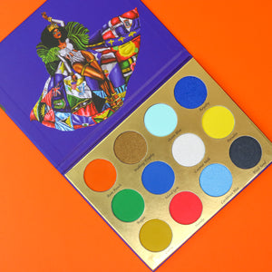 Color Me Caribbean Eyeshadow Palette - Posh Culture