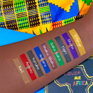 Color me Africa Eyeshadow Palette - Posh Culture