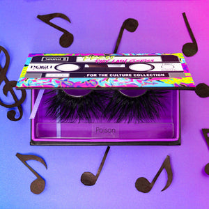 """Poison"" Lashes - Posh Culture"