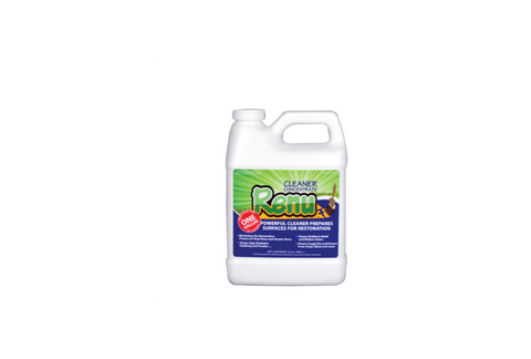 Renu Cleaner Concentrate 1 Quart Shutterrenu