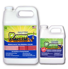 1 Gallon Shutter Renu Kit
