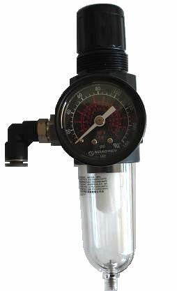 Air Regulator & Gauge Assembly
