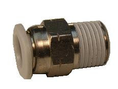 Air Fitting - 1/8 npt x 1/4 slip