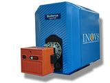 INOV8 Waste Oil Boiler with Gas-Oil Burner