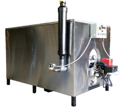 INOV8 EV40 Wastewater Evaporator with S200 Waste Oil Burner