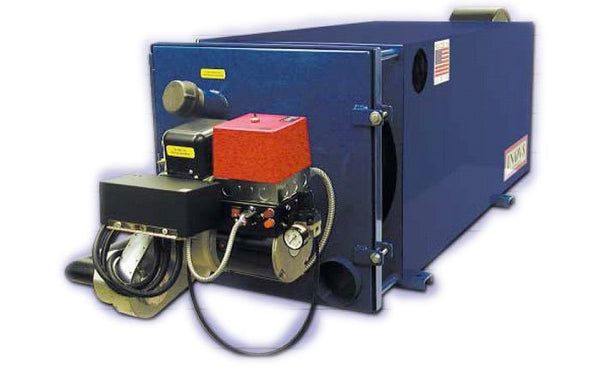 F125 Waste Oil Furnace with blower fan and oil burner