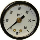 Oil pressure gauge on INOV8's S200 Waste Oil Burner