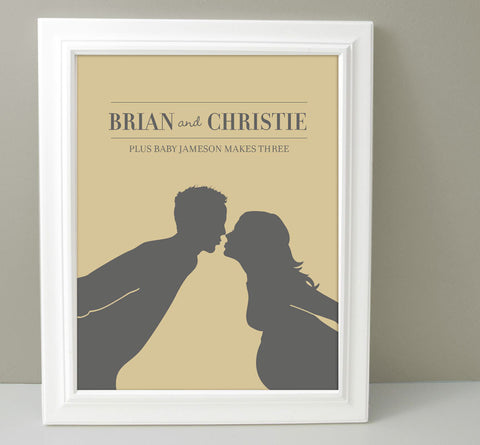 Personalized Silhouette