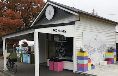 100% Pure New Zealand ,Honey shop, NZ Honey, Honey store, Fairlie nz