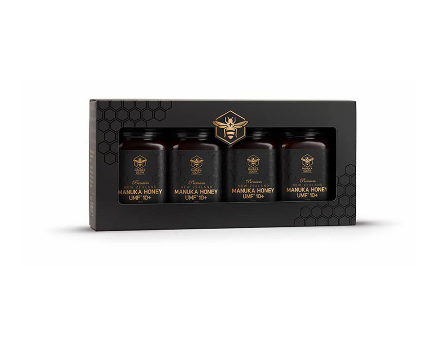 NewZealand umf 10+ Manuka honey gift pack