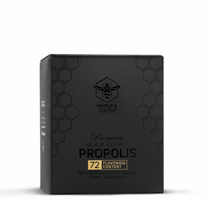 Premium propolis extract, honeyandthebee