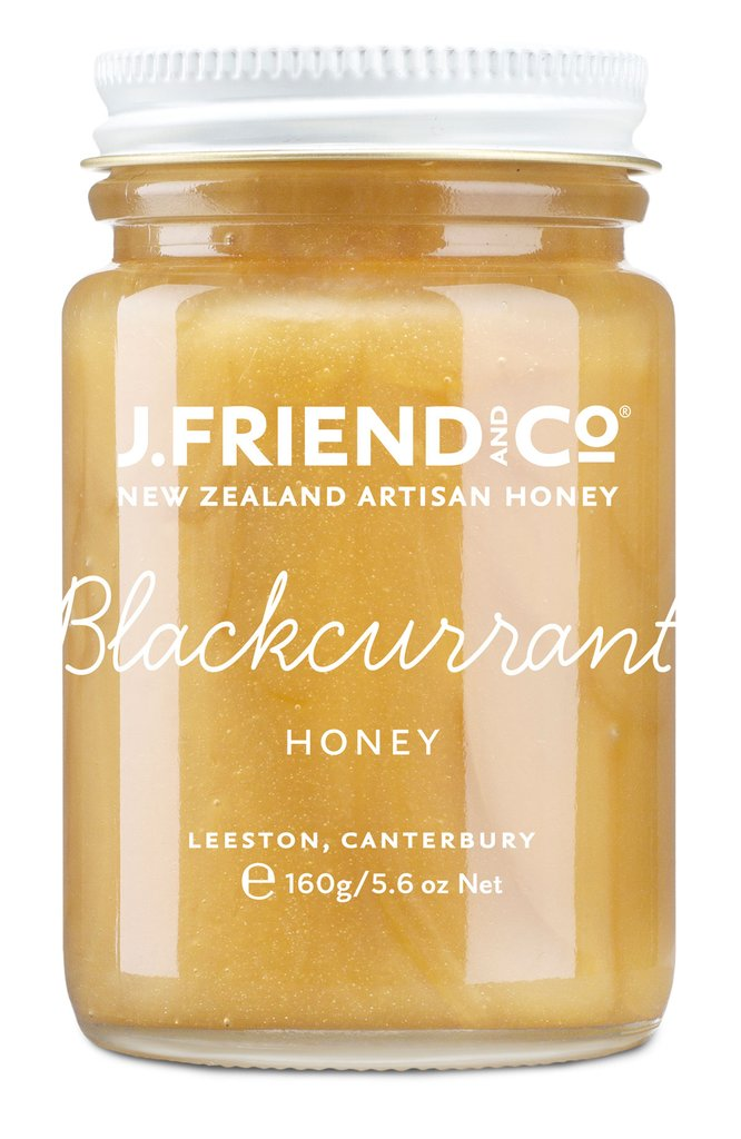New Zealand Black currant honey