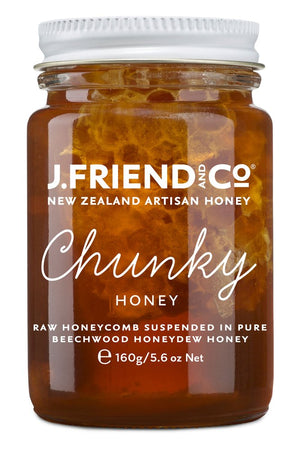 New Zealand honey comb beechwood honey