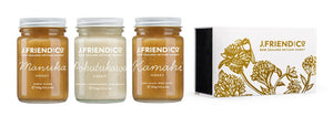 New Zealand native honey, gift pack, tax free
