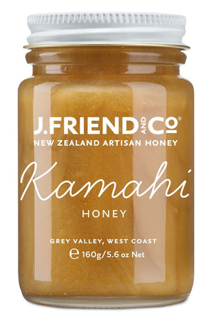 New Zealand native Kamahi honey