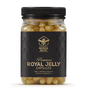 Premium New Zealand Royal jelly, tax free online shopping, free shipping.