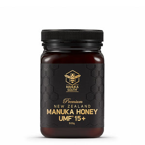 Premium New Zealand UMF 15+ Manuka honey