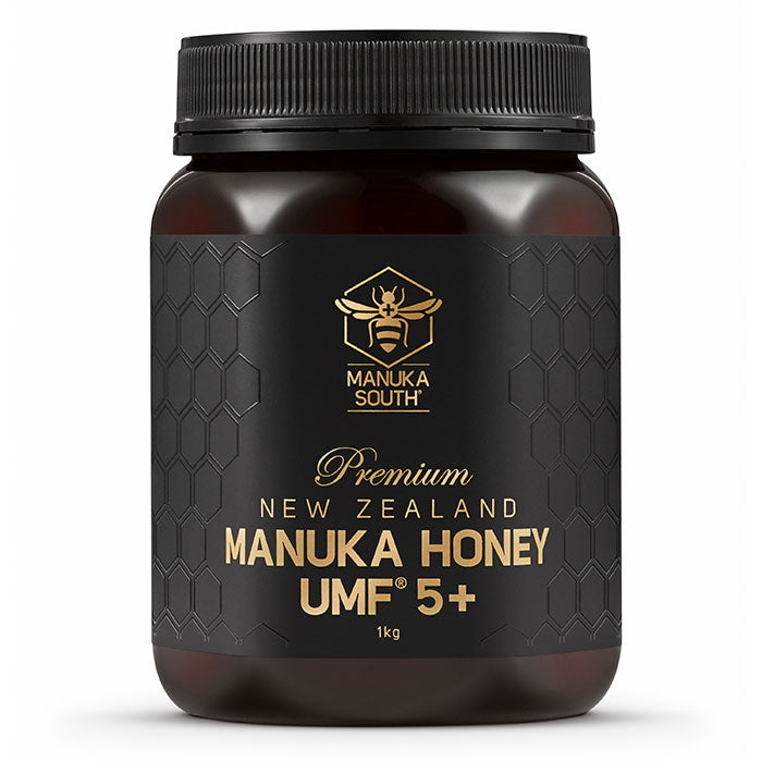 Premium New Zealand UMF 5+ Manuka honey