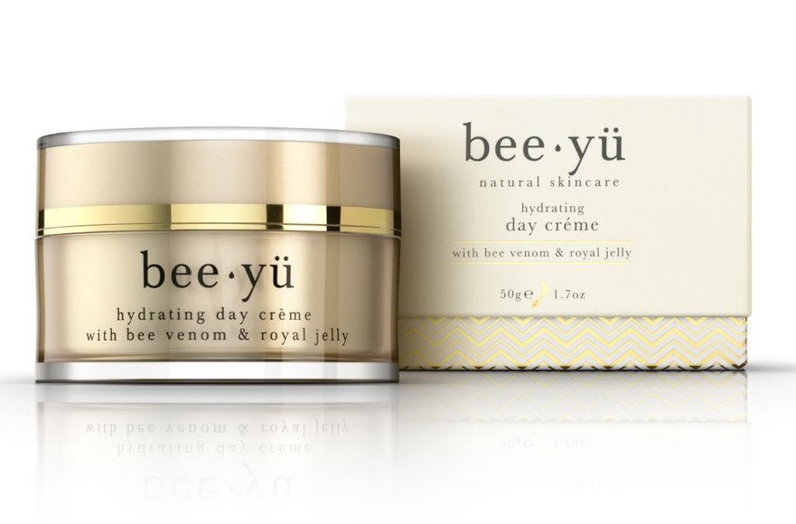 Natural Hydrating day creme with bee venom, 20+ UMF Manuka honey and Royal jelly