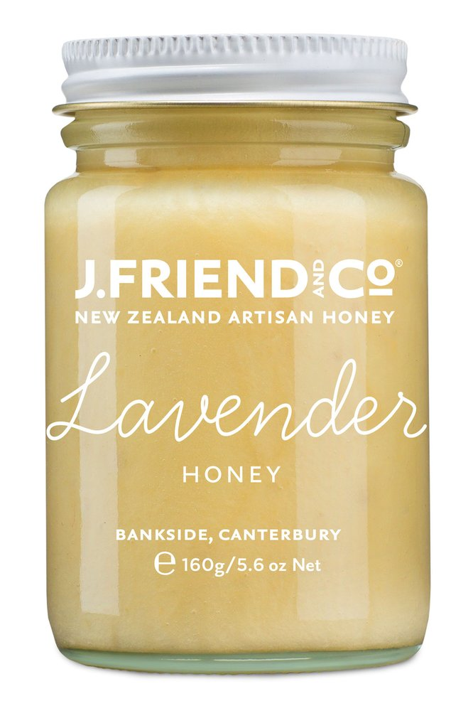 New Zealand lavender honey