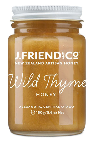 Pure New Zealand Wild Thyme honey
