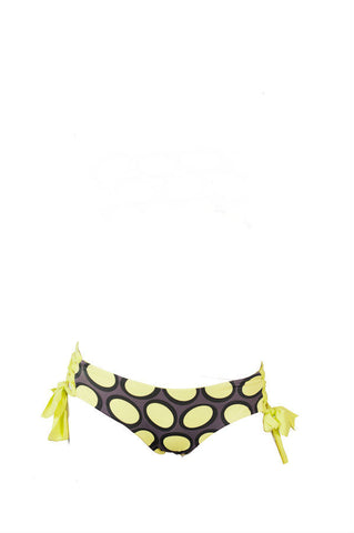 Amalfi - Yellow Bubble + Yellow Reversible Bottoms