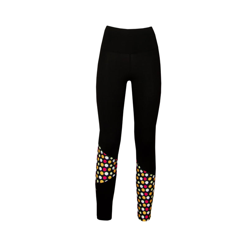 Leggings: Polka Dot